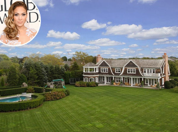 Jennifer Lopez New Home In The Hamptons