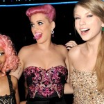 Katy Perry entre na briga entre Taylor Swift e Nicki Minaj (Foto: FilmMagic)