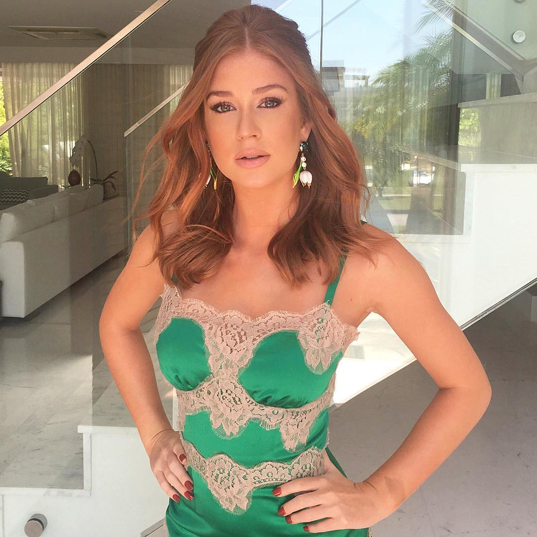 Marina Ruy Barbosa Nude Photos 87