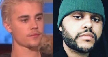 Justin Bieber ironiza música de The Weeknd