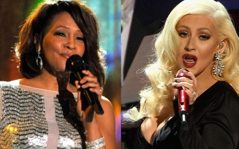 Christina Aguilera fará homenageará Whitney Houston no American Musica Awards deste ano