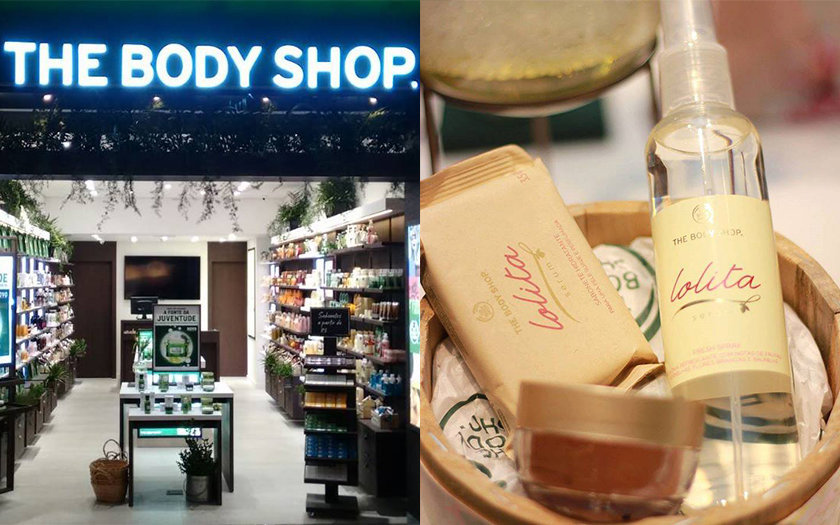 9) The Body Shop (Foto: Divulgação/Facebook)