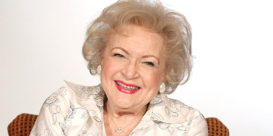 4. Betty White. (Foto: Instagram)