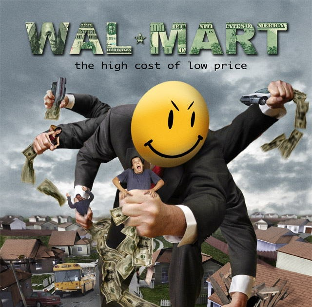 Wal-Mart: The High Cost of Low Price (2005) (Foto: Divulgação)