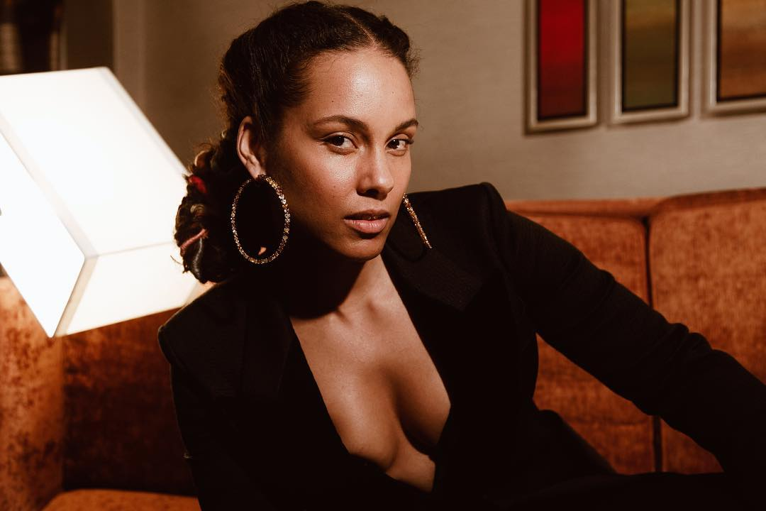 Alicia Keys (Foto: Instagram/@aliciakeys)