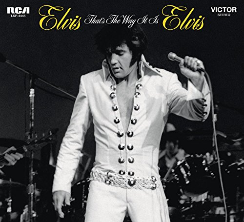 Elvis That's the way it is (1979) (Foto: Divulgação)