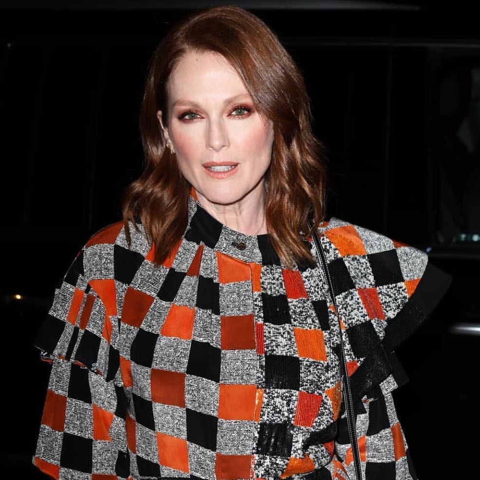 Julianne Moore, de 58 anos (Foto: Instagram/@juliannemoore)