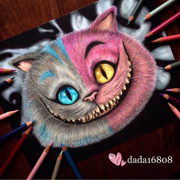 Cheshire Cat (Foto: Instagram/@dada16808)