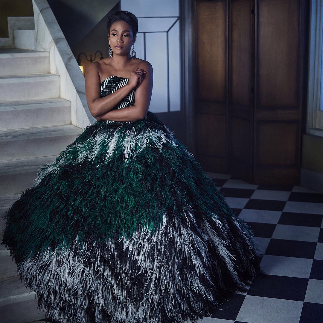 Tiffany Haddish (Foto: Instagram/@vanityfair)