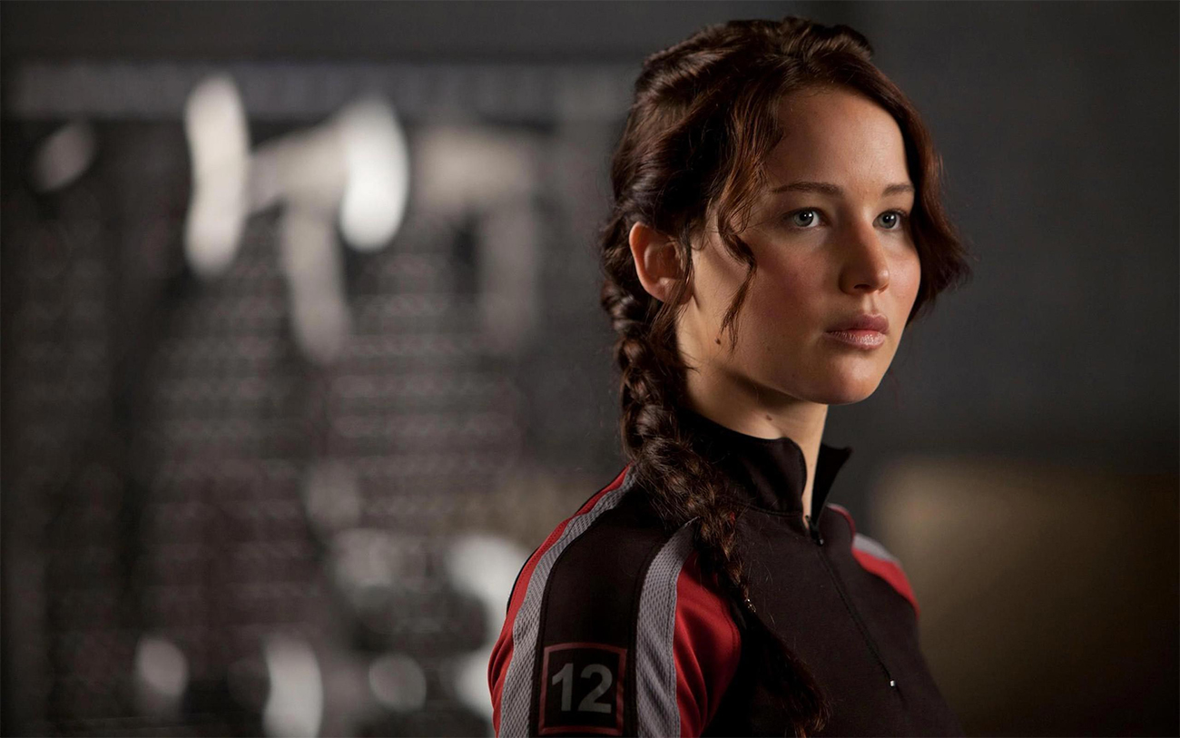 Katniss Everdeen de