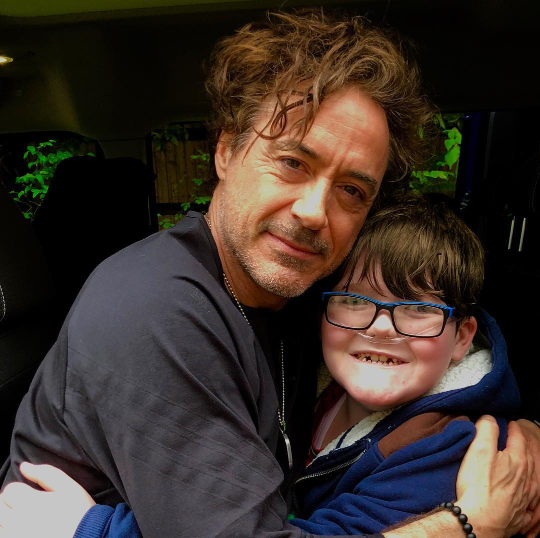 Robert Downey Jr. (Foto: Instagram/@robertdowneyjr)
