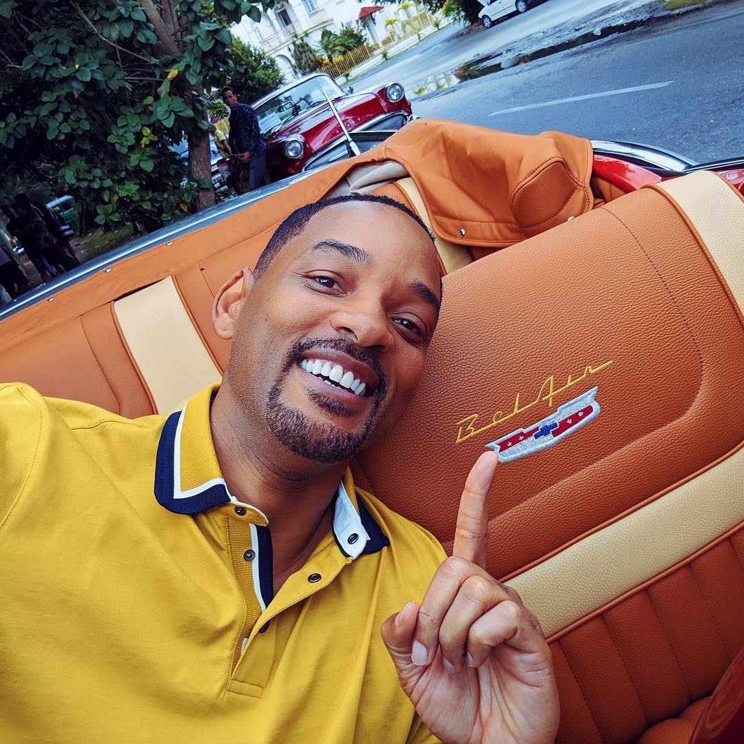 Will Smith (Foto: Instagram/@willsmith)