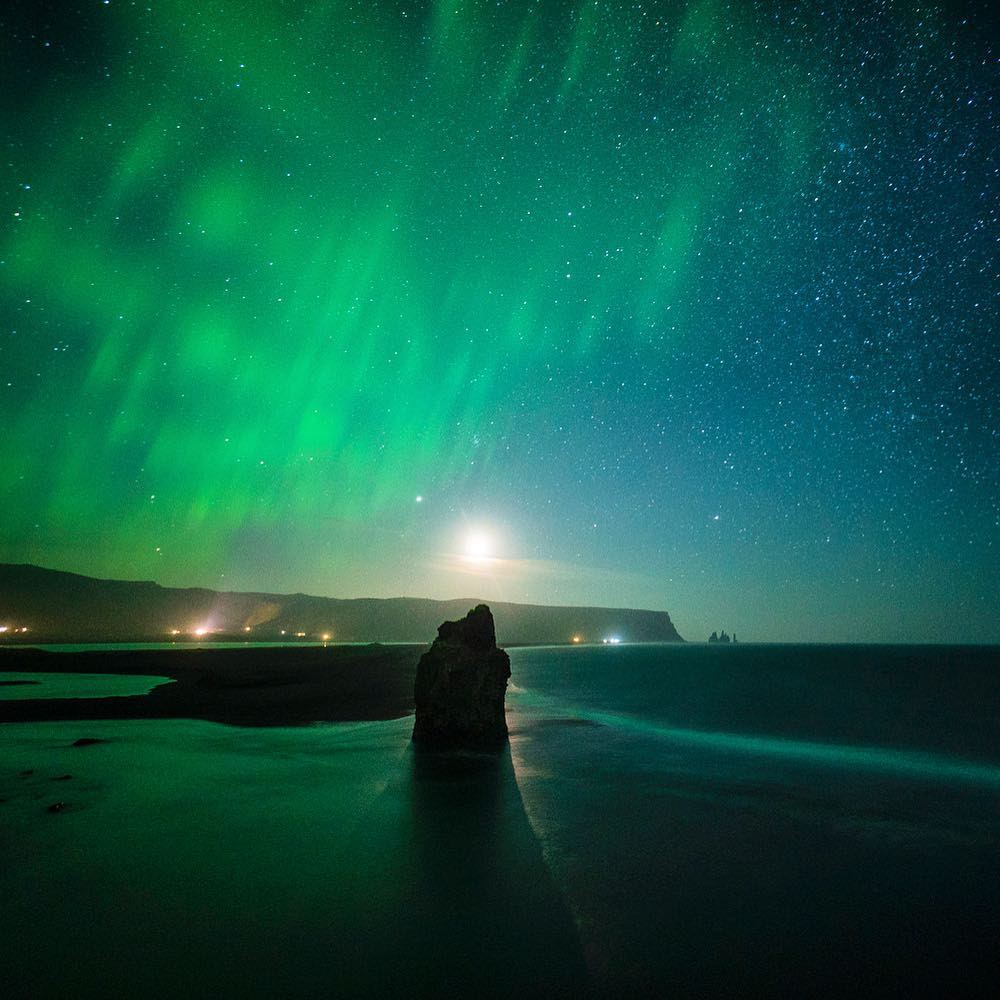 Chris Bukard (@chrisburkard) se inspira no ambiente indomável (Foto: Instagram/@chrisburkard)