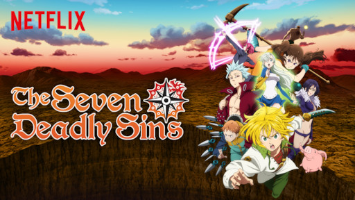 The Seven Deadly Sins (2014) -