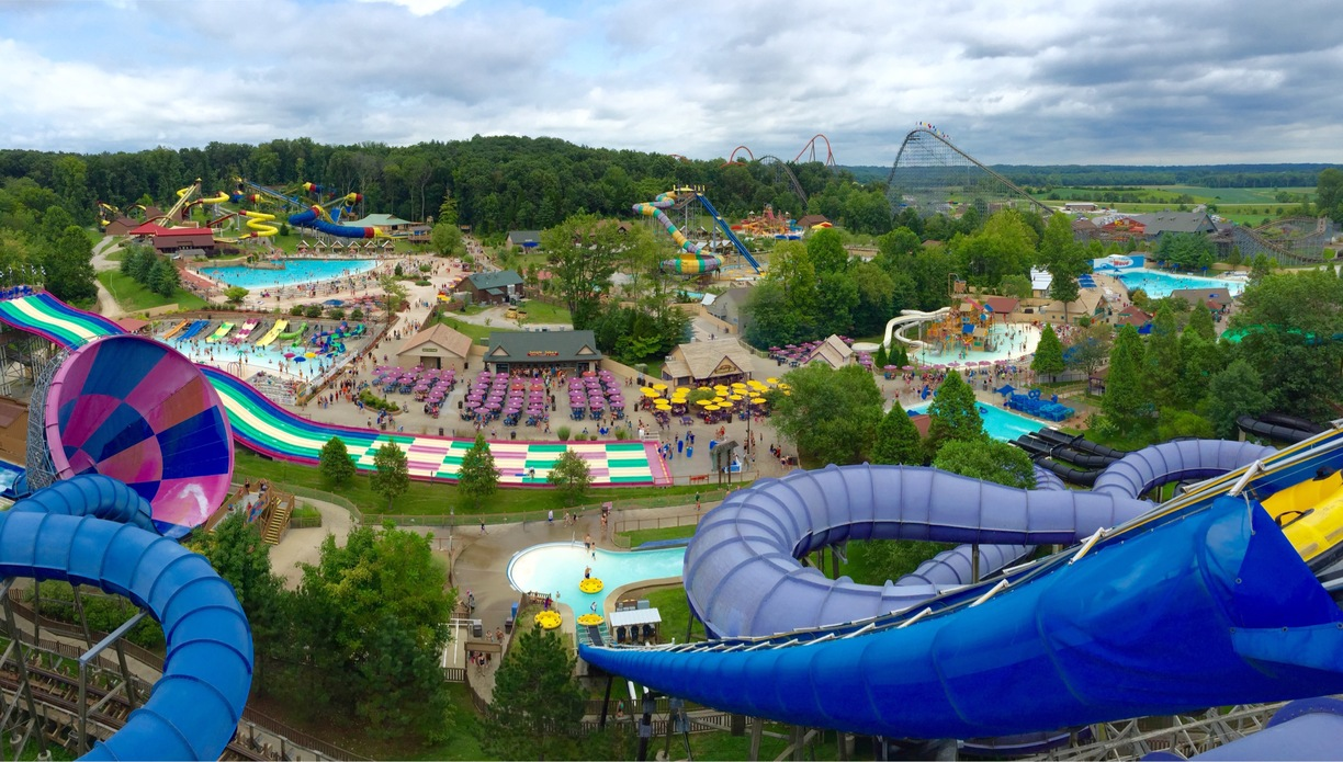 Holiday World e Splashin Safari, Indiana, Estados Unidos (Foto: Divulgação)