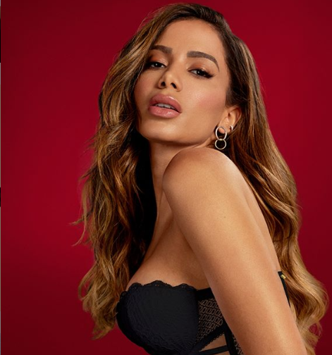 Capa de single (Foto: Instagram/@anitta)