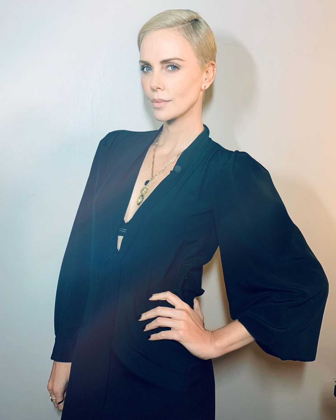 Charlize Theron, 45 anos (Foto: Instagram/@charlizeafric)