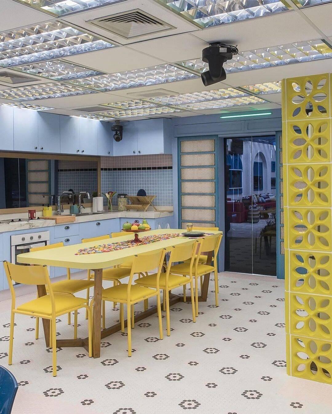 Κουζίνα Xepa (Φωτογραφία: Instagram / redeglobo)
