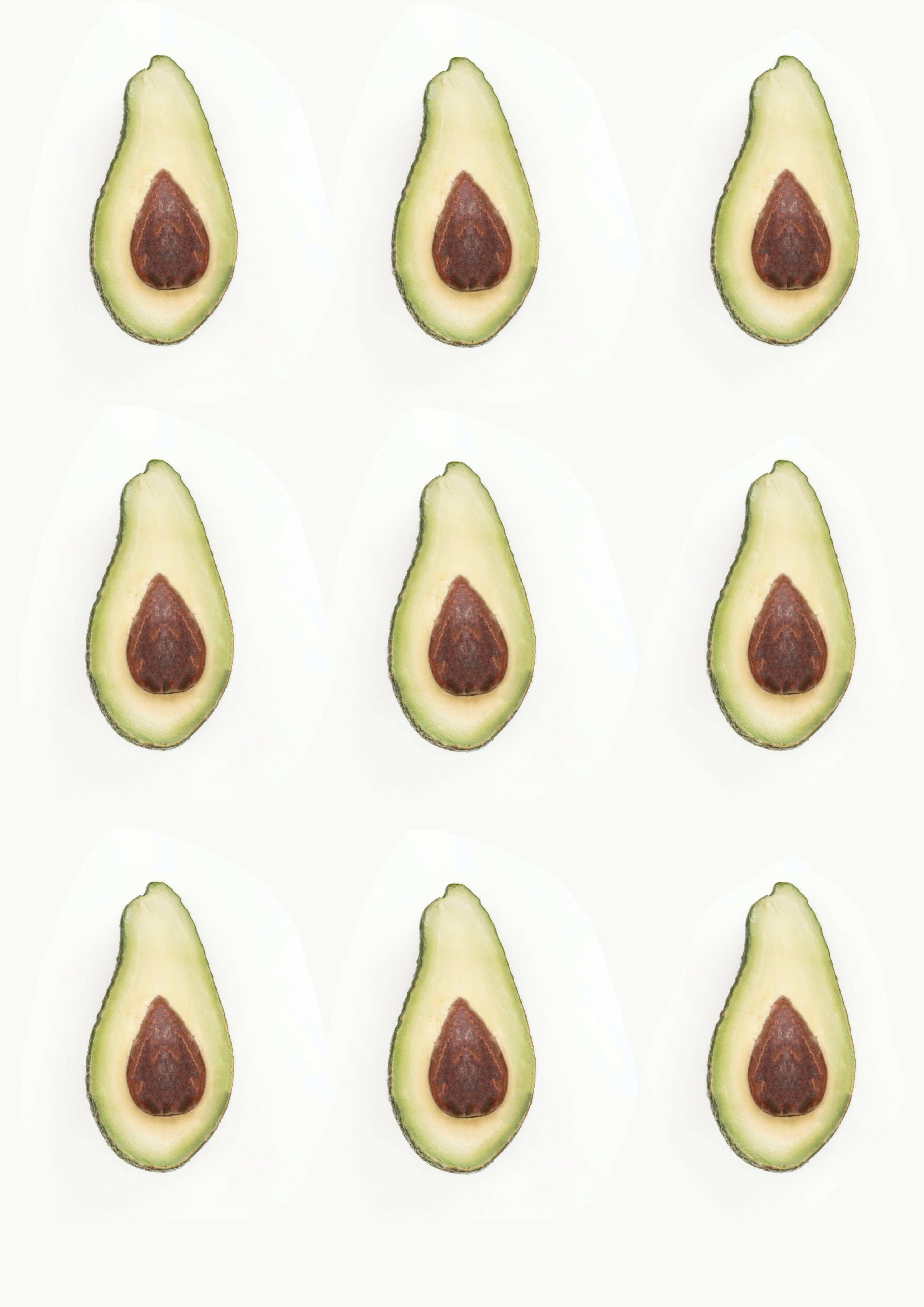 Abacate - Este alimento não é apenas uma boa fonte de gordura, mas é um alimento verdadeiramente benéfico graças ao seu alto teor de vitamina E, B5, potássio e ácido fólico. Melhora o trabalho da vesícula biliar para eliminar toxinas. (Foto: Pexels)