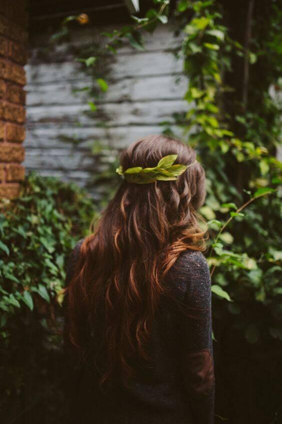 Os ramos também ficam lindos (Foto: Pinterest)