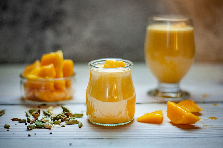 Estimula o sistema imunológico - A fruta é rica em vitamina A, que é um nutriente que faz para a imunidade, pois ajuda a combater infecções e contribui para um sistema imunológico saudável. (Foto: Pixabay)