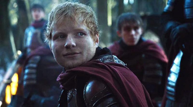 """O cantor fez uma participação em """"Game of Thrones"""", uma de suas séries preferidas. (Foto: Instagram/ @teddysphotos)"""