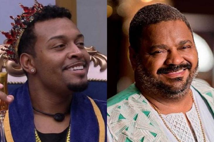 Família de Arlindo Cruz quer processar Nego Di por piada sobre o músico. (Foto: Reprodução/ TV Globo e Instagram/ @arlindocruzobem)