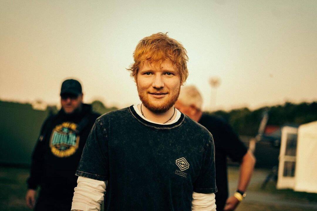 Ed Sheeran começou a compor canções aos 13 anos. (Foto: Instagram/ @teddysphotos)