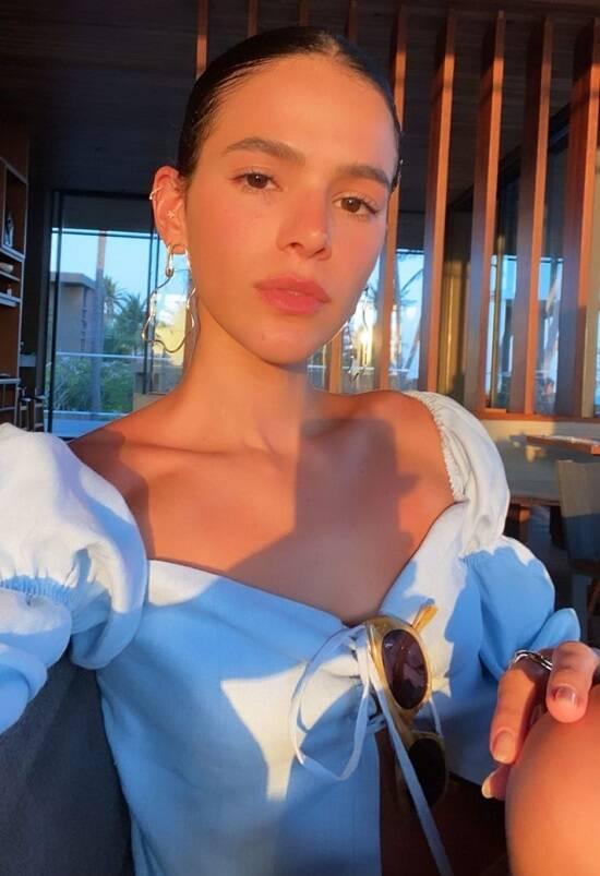 Bruna Marquezine. (Foto: Instagram/ @brunamarquezine)