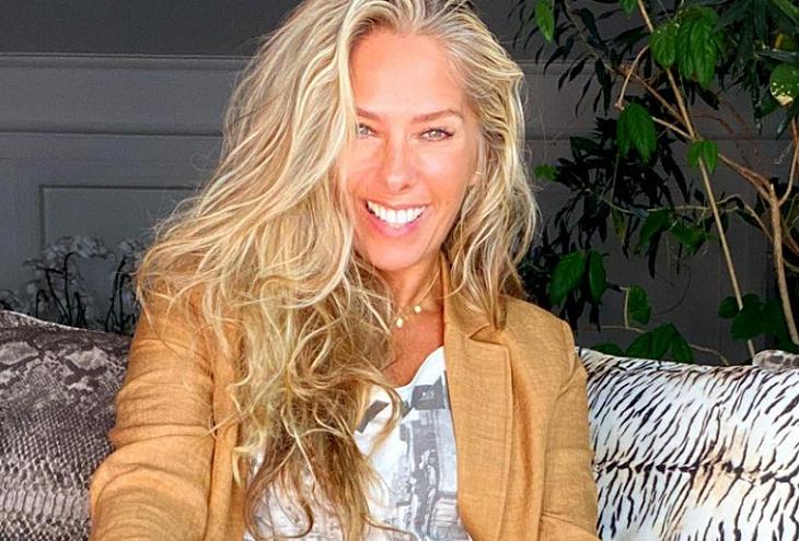 Adriane Galisteu será la nueva conductora del programa 'Power Couple Brasil', en Record TV.  (Foto: Instagram / galisteuoficial)