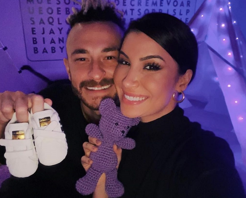 Bianca Andrade e Fred estão morando juntos na mansão da empresária. (Foto: Instagram)