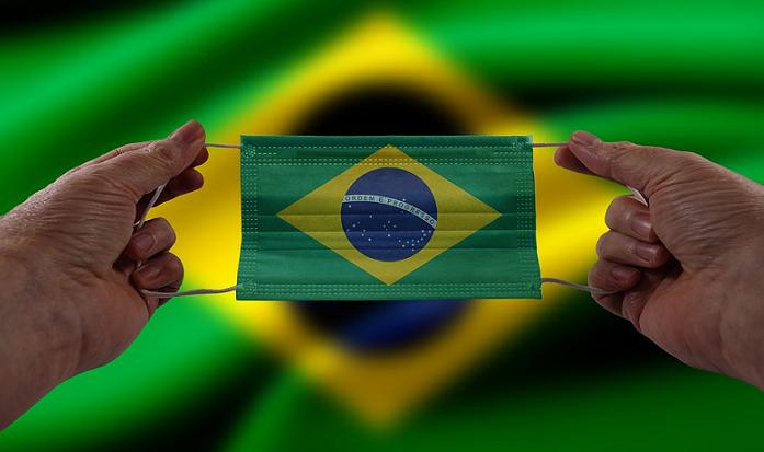 O Brasil é um dos focos globais da Covid-19 no mundo. (Foto: Pixabay)