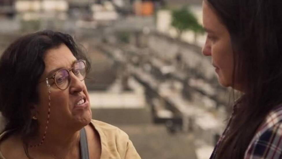 Os desfechos de Thelma (Adriana Esteves) e Álvaro (Irandhir Santos) na novela das nove são mantidos em sigilo, no entanto, de acordo com o 'Notícias da TV', os dois vilões devem morrer depois de serem desmascarados por todas as barbaridades que fizeram ao longo da trama. (Foto: Globo)