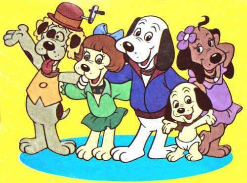 Cãezinhos do Canil (Foto: Reprodução/ Pinterest)