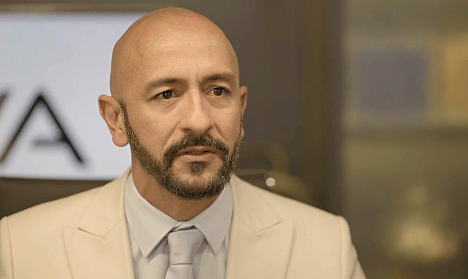 Depois de encomendar a morte de Davi (Vladimir Brichta), de Betina (Isis Valverde) e tantos outros crimes, o vilão deve ser assassinato. (Foto: Globo)