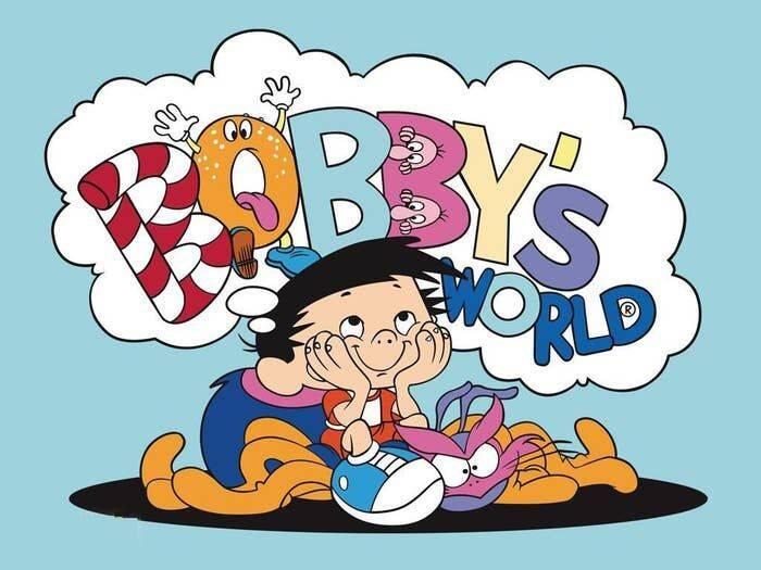 O Fantástico Mundo de Bobby (Foto: Reprodução/ Pinterest)