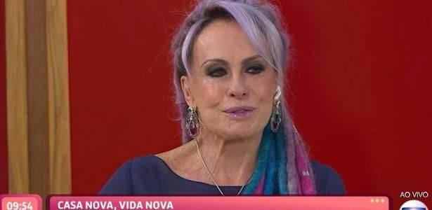 Sim! Ana Maria já usou dreads e cabelo colorido. (Foto: Reprodução/ Pinterest)
