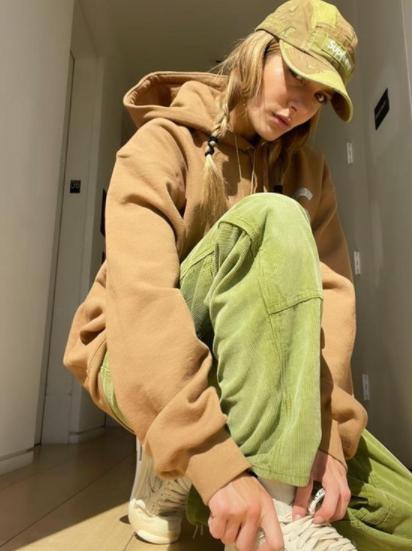 A modelo é uma das mais famosas do seu país (Foto: Instagram/ @valentinaferrer)