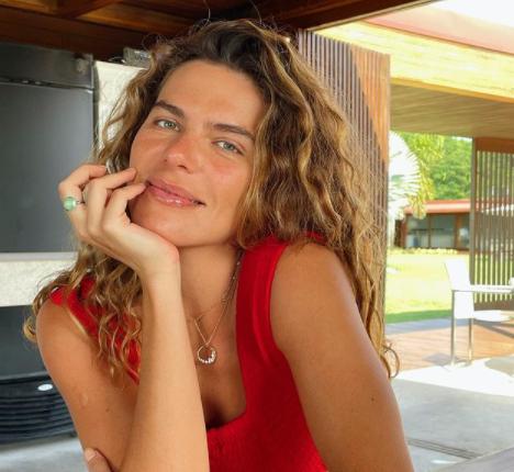 Mariana está sempre compartilhando bons momentos ao lado de Cauã (Foto: Instagram/ @marianagoldfarb)