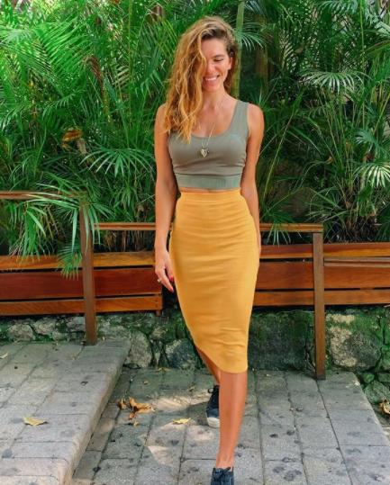 Mariana é um nome muito importante no mundo da moda (Foto: Instagram/ @marianagoldfarb)