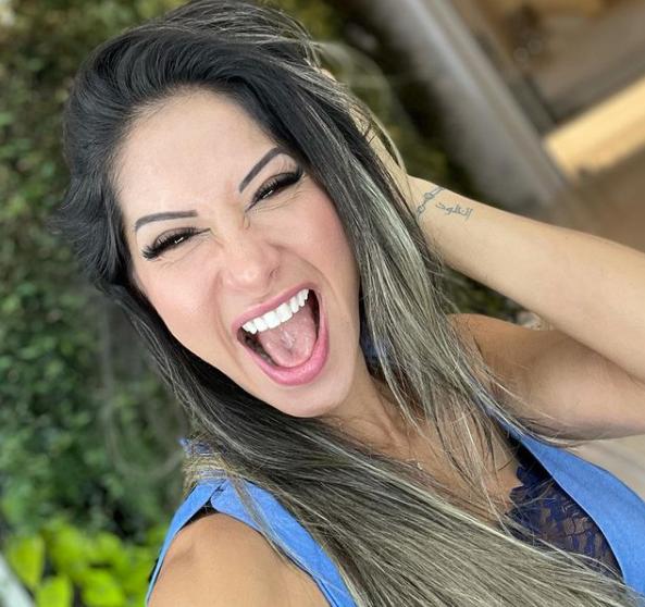 Mayra Cardi revelou em seu Instagram que está em um novo ciclo em sua alimentação (Foto: Instagram/ @mayracardi)