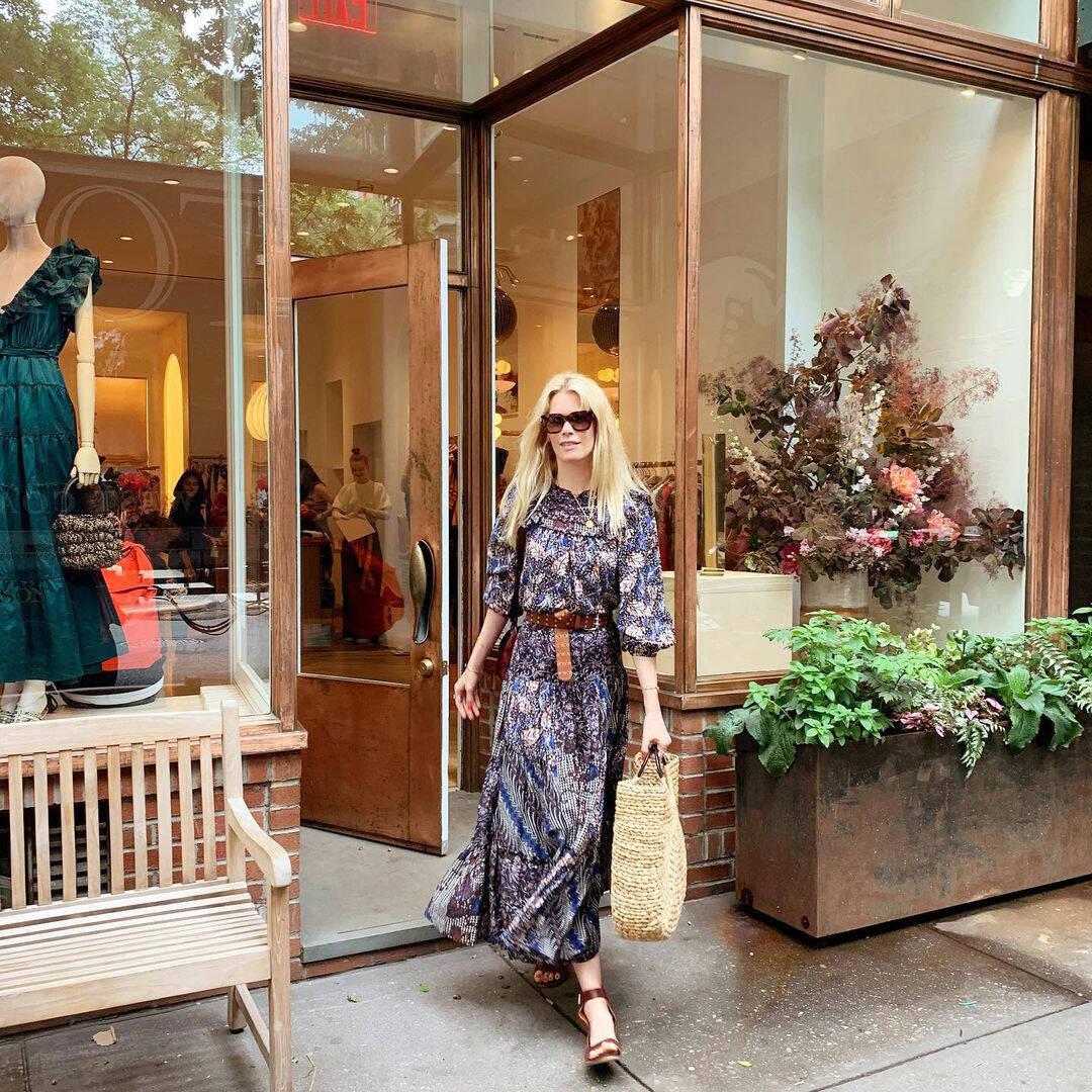 Claudia Schiffer (Foto: Reprodução / Instagram)