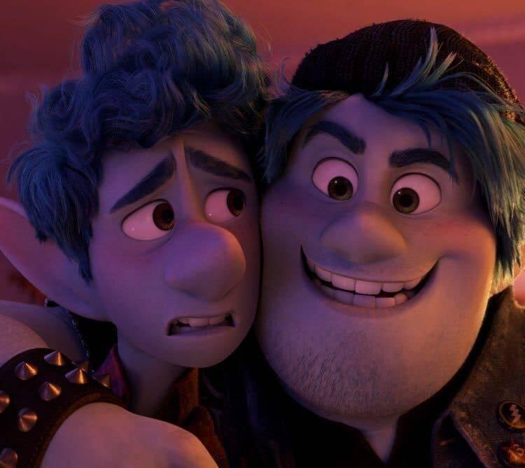 Dois Irmãos: Uma Jornada Fantástica. Disney+(Foto: Reprodução/ Pinterest)