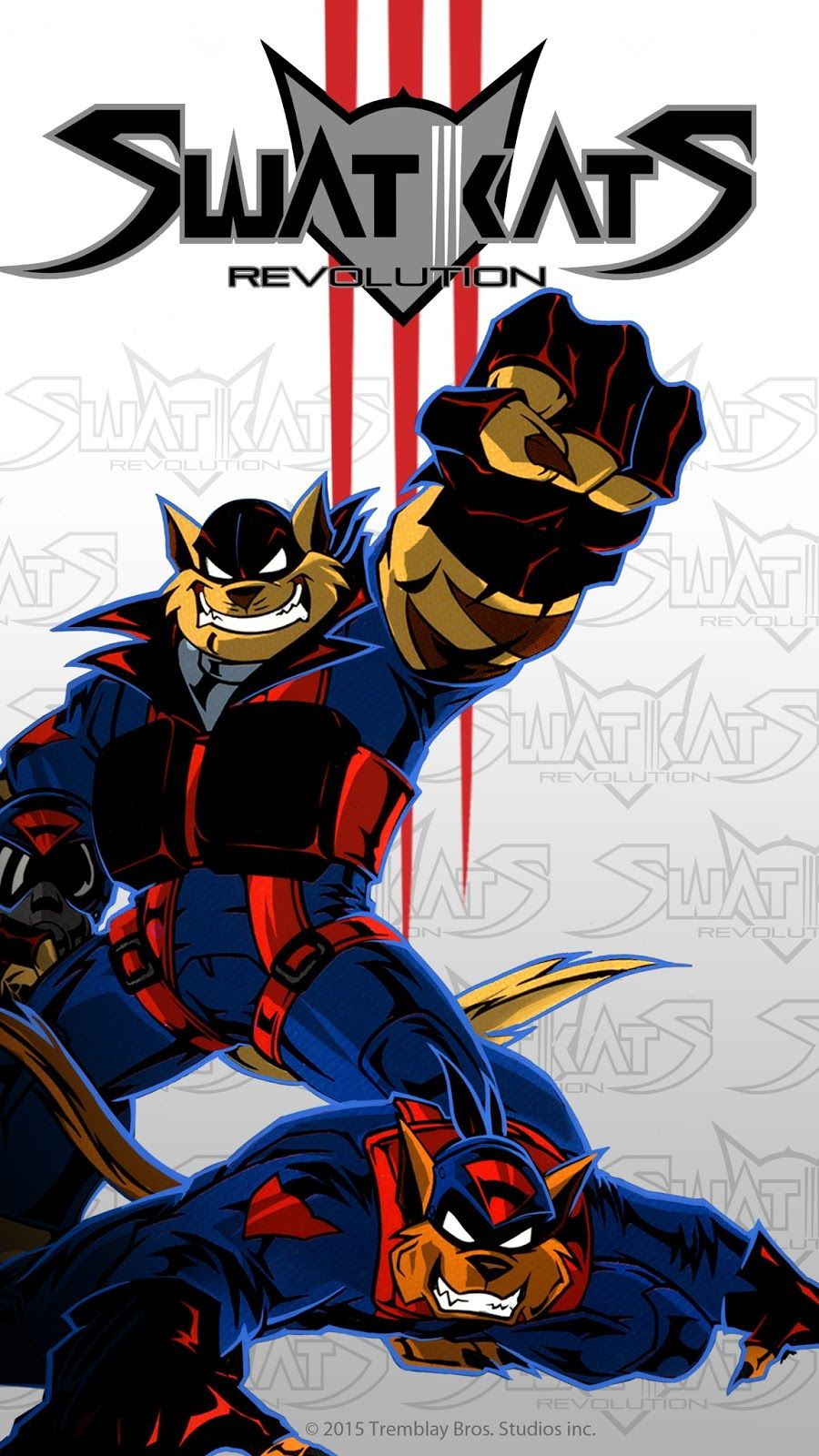 SWAT Kats (Foto: Reprodução/ Pinterest)