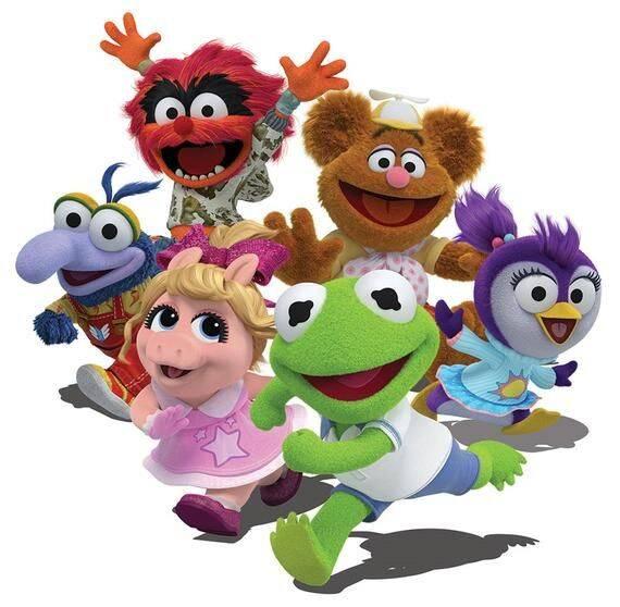 Muppets Babies (Foto: Reprodução/ Pinterest)