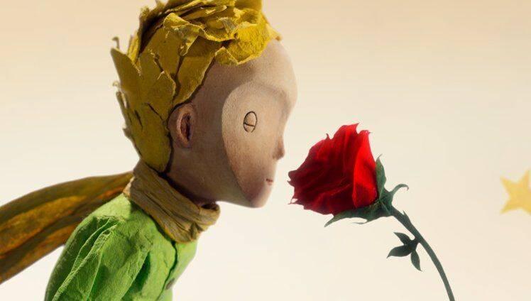 O Pequeno Príncipe (2015) Paul Rudd dubla o Sr. Príncipe nesta animação da Netflix. (Foto: Reprodução/ Pinterest)