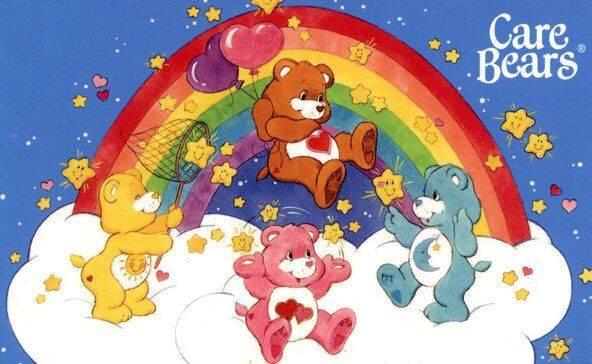 Os Ursinhos Carinhosos (Foto: Reprodução/ Pinterest)