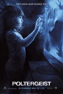 Heather O'Rourke, a pequena protagonista, teve uma infecção generalizada graças a uma grave obstrução intestinal. Ela faleceu com apenas 12 anos.(Foto: Reprodução/ Pinterest)