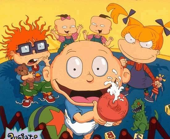 Rugrats: Os Anjinhos (Foto: Reprodução/ Pinterest)