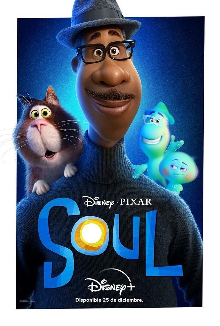 Soul. Disney+(Foto: Reprodução/ Pinterest)